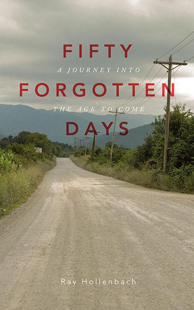 50 Forgotten Days - book cover