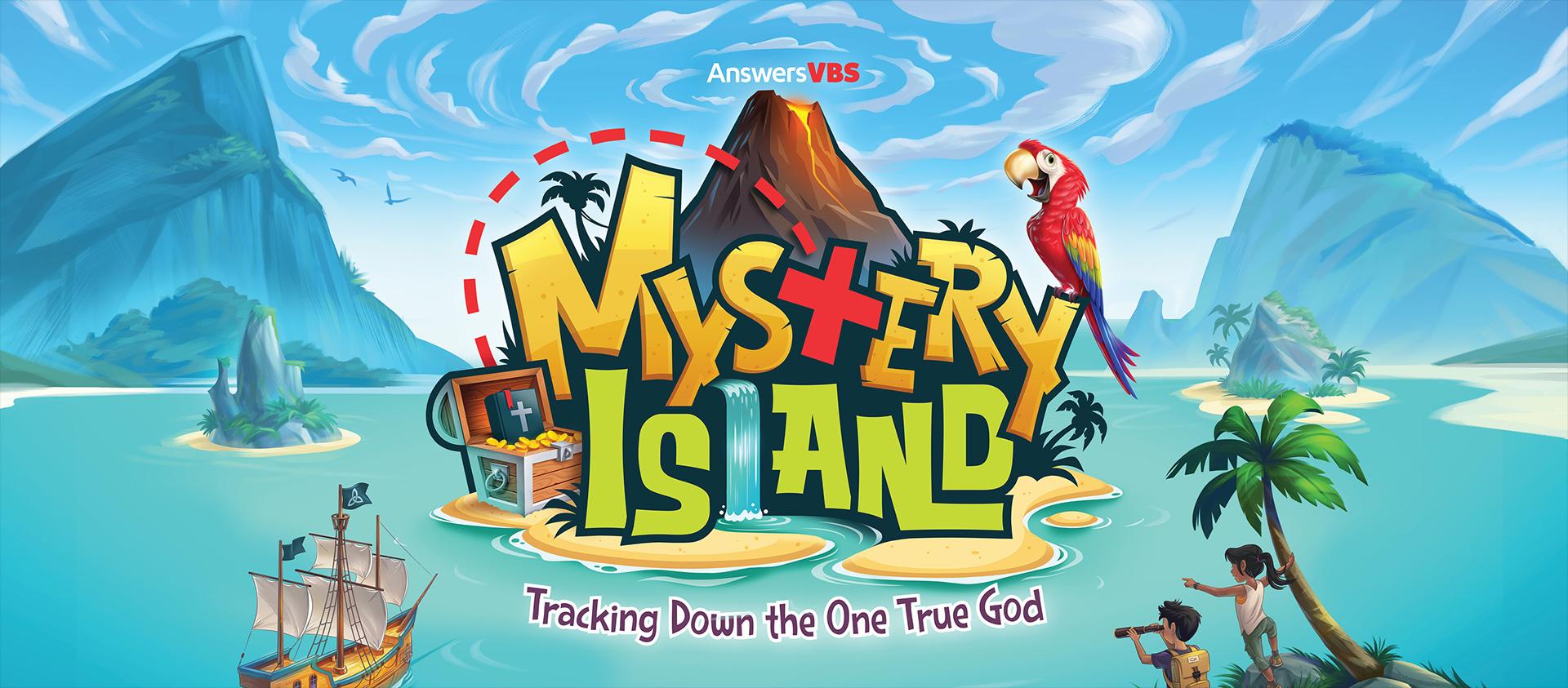 VBS 2021 - Mystery Island